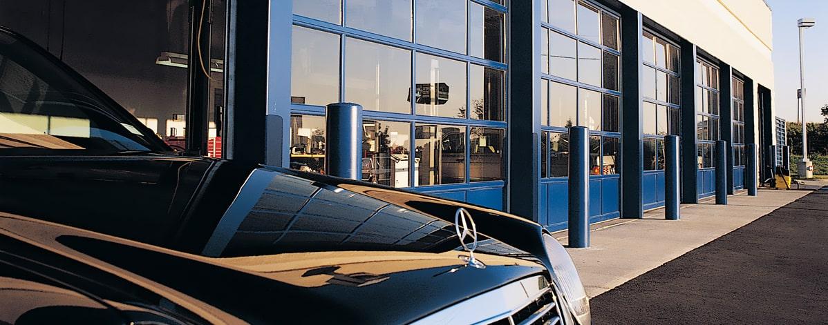 Aluminum Garage Doors in Tucson - Kasier Garage Doors & Gates