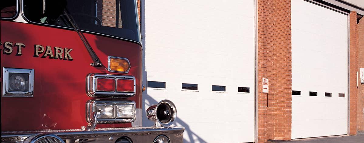 Non-insulated Sectional - Tucson Garage Doors - Kaiser Garage Doors & Gates