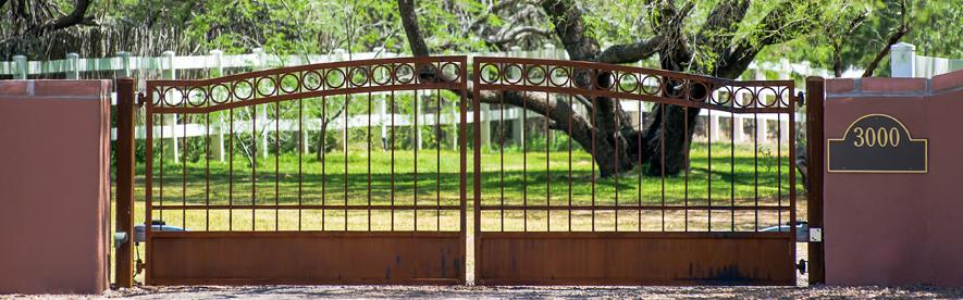 Residential Tucson Gates - Kaiser Garage Doors & Gates