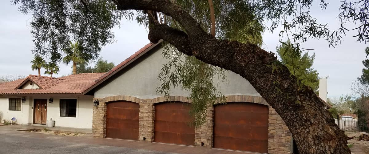 Residential Garage Door Openers in Tucson